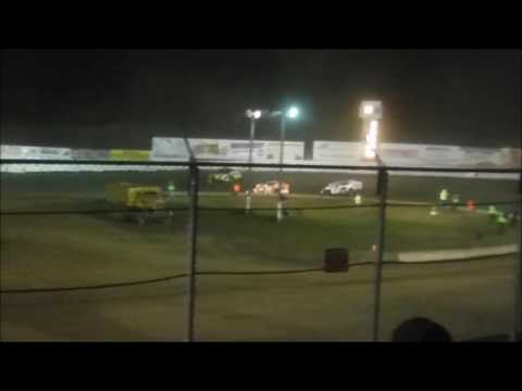 Accord Speedway - December 3, 2016 - Sportsman Main