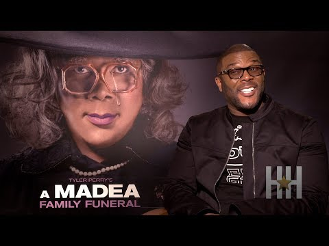 Tyler Perry Reveals Elaborate Funeral For 'Madea'
