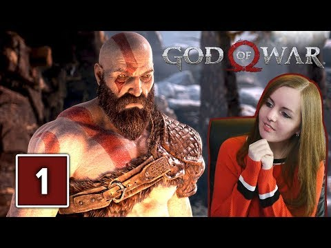 GAME OF THE YEAR? | God Of War PS4 Gameplay Walkthrough Part 1