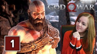 GAME OF THE YEAR? | God Of War PS4 Gameplay Walkthrough Part 1 (God Of War 4)