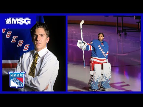 Beginnings: Henrik Lundqvist | Full Episode | New York Rangers ...