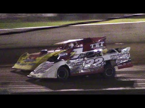 ULMS Super Late Model Heat One | Eriez Speedway | 9-22-17