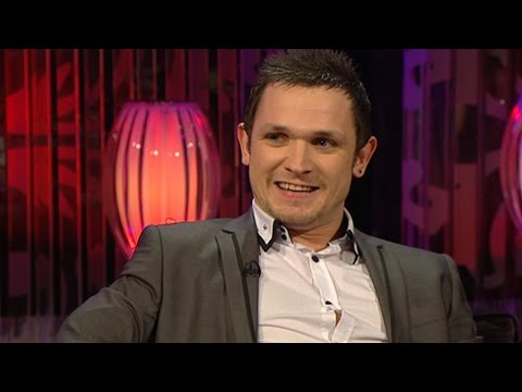 Pauley From Love/Hate (Johnny Ward) On Life After Death | The Saturday Night Show