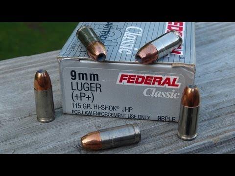 9mm SXT/Ranger T-Series Ammo - Bob Is The Oil Guy