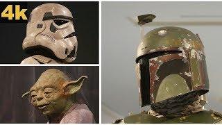 Star Wars Costume Museum in 4K