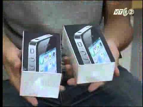 Cảnh báo khi mua Iphone 4 hàng xách tay