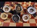 Skeleton Mechanical Watches Men Luxury Brand