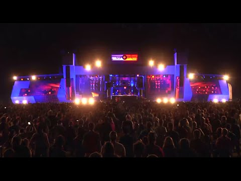 Audio - Let It Roll Open Air 2015 - Main stage