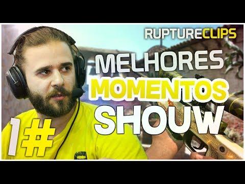 #1 SHOUW: TWITCH MELHORES MOMENTOS