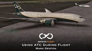 Using ATC During Your Flight