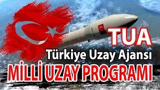 Türkiye Uzay Ajansı (TUA) Milli Uzay Programı