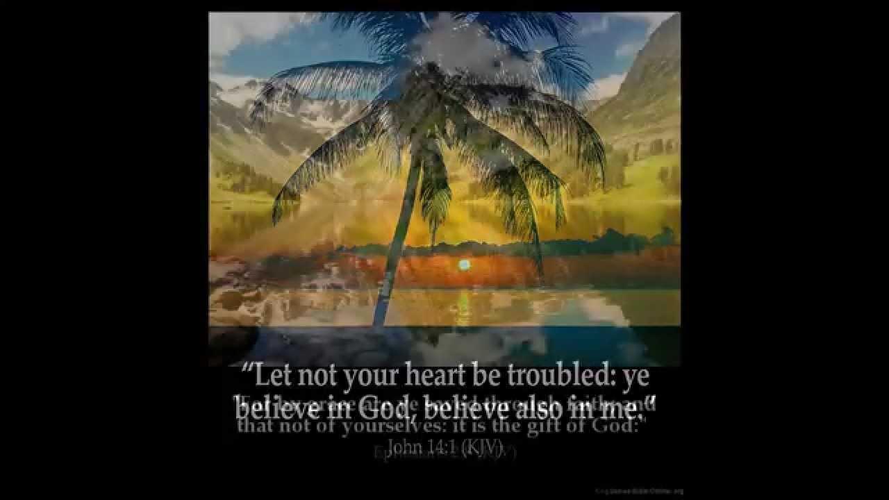 hd kjv inspirational bible verses with art pt02 youtube
