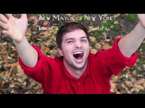 "Download New Mayor of New York - Episode 2 - ""SuperPac"""