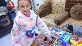 الحرامية سرقت بقالة عمي الحاج !!!