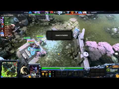 Cloud9 vs Elite Wolves - Game 1 - Frankfurt Major Hub - KotL, Greg, Lyrical