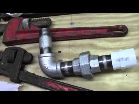 Simmons Frost Proof Yard Hydrant Repair Kit And Plunge