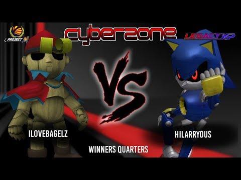 CZPM156: ilovebagelz (Geno/Young Link) vs hilarryous (Ridley/Metal Sonic) Winners Quarters