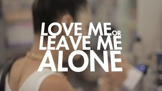 FES TAYLOR FT.. LOT A NERV - LOVE ME OR LEAVE ME ALONE