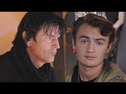 Dylan Jagger Lee Pamela Andersons heißer Sohn from YouTube · Duration:  38 seconds