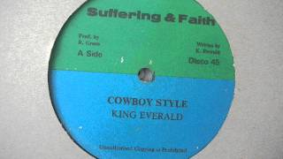 king everald - cowboy style