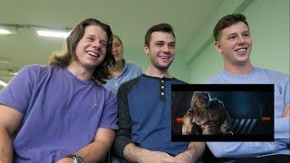 Реакция иностранцев на трейлер российского фильма ЗАЩИТНИКИ