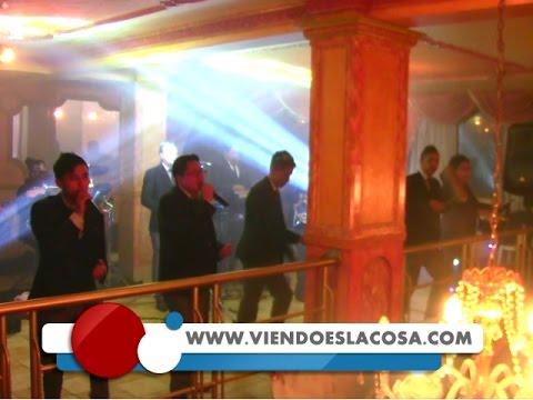 VIDEO: ANÓNIMO (Alex Rivas) - Infiel - En Vivo - WWW.VIENDOESLACOSA.COM - Cumbia 2016