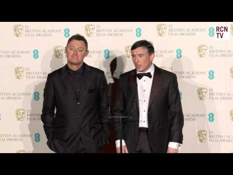Philomena Steve Coogan & Jeff Pope Interview British Academy Film Awards 2014