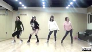 MissA x Beyoncé - Check Up On It/I Don