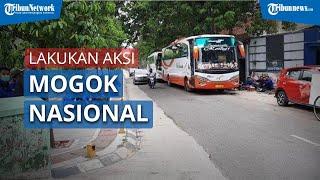 Omnibus Law Disahkan, 40.000 Buruh di Bekasi Lakukan Aksi Mogok Kerja Nasional selama 3 Hari