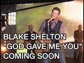 "Blake Shelton - ""God Gave Me You"" Music Video Teaser"