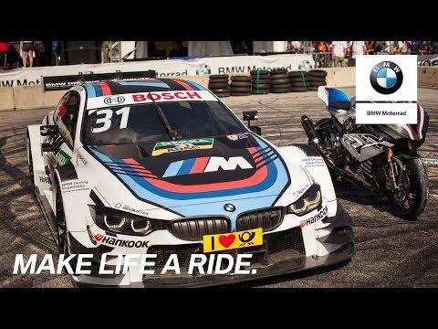 BMW Motorrad Days 2017: Special Guest BMW Motorsport