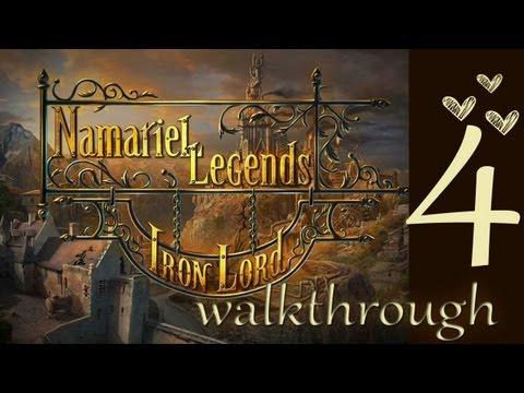 Namariel Legends - Iron Lord ♥ Walkthrough PART 4  