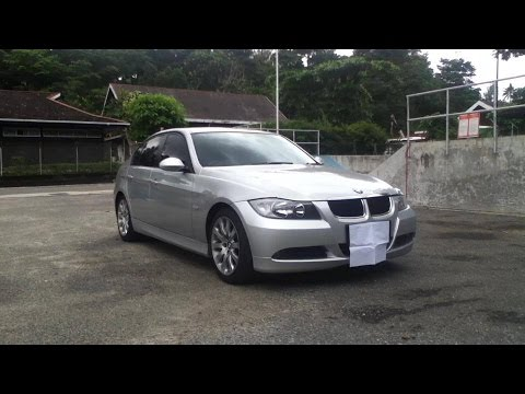 bmw e90 320i sound funnycat tv. Black Bedroom Furniture Sets. Home Design Ideas