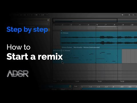 How to Start a Remix - Step By Step Guide
