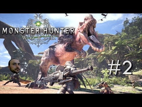 Raptor ve Baykuş Cenavarları - Monster Hunter World # 2 thumbnail