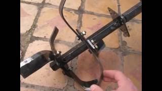 Сборка  фрез с тремя ножами ( FAZENDA  K-700 ,Дончак,Weima WM 900