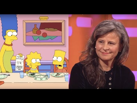 Tracey Ullman is the Mother of The Simpsons - The Graham Norton Show