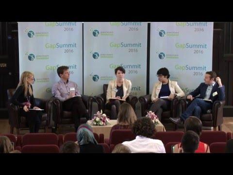 GapSummit 2016 Public Perception and Education Gap