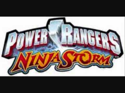 Soundtrack Artists - Power Rangers Ninja Storm Theme Tune ...