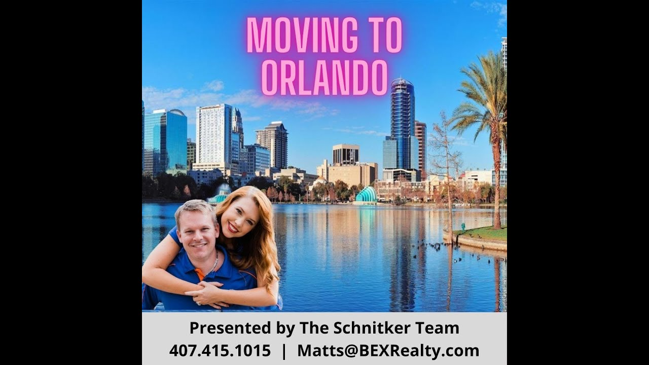 Moving and Living in Orlando!