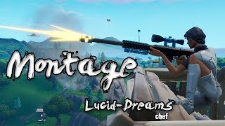 Fortnite Montage - Lucid Dreams (Juice WRLD)