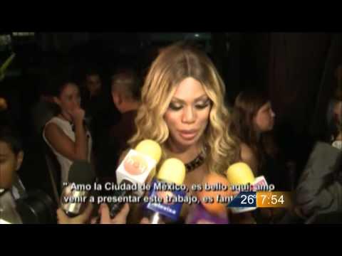 """Las Noticias - Visitan México actores de """"Orange Is The New Black"""""""