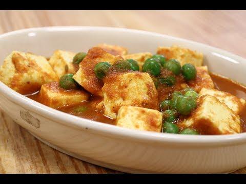 Matar Paneer | Recipes Under 15 Minutes | Chef Jaaie | Sanjeev Kapoor Khazana