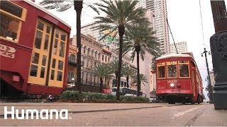 New Orleans and Humana Bold Goal Partnerships | Humana