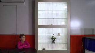 видео Угловые холодильные витрины