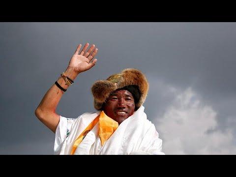النيبالي شيربا يسجل رقما قياسيا جديدا في تسلق قمة إفرست…  - نشر قبل 2 ساعة