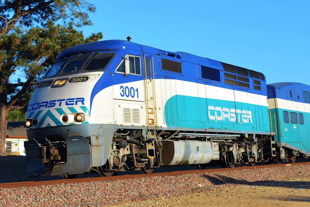 Coaster Trains San Diego