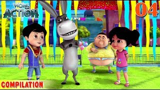 Vir : The Robot Boy | Vir Action collection - 4 | Action series | WowKidz Action