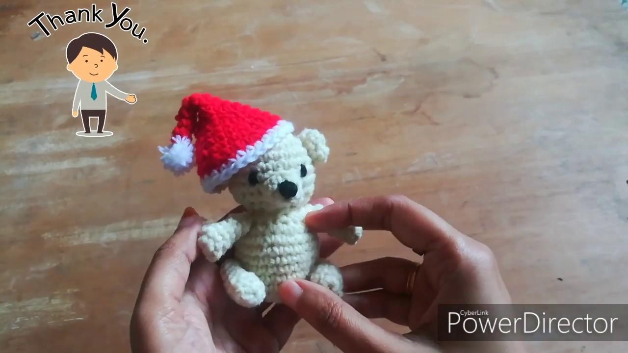 15 Super Festive Crocheted Christmas Hats   720x1280
