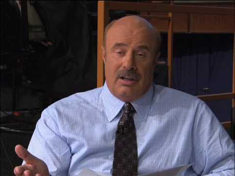Dr. Phil Discusses SAHMs vs. Working Mothers